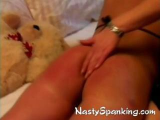 nasty wives enjoying spanking