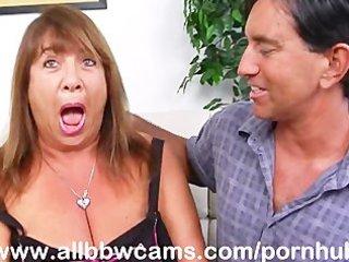 older big beautiful woman tit fucking open pussy