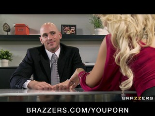 cheating large tit blonde wife fucks salesmans