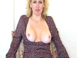hawt mature wife gives oral-stimulation and gets