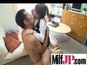 cute hawt japanese milfs receive screwed vid-18