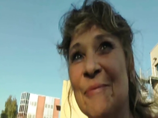 French mature melody gangbanged and get dped
