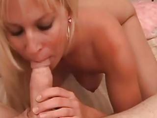 blond mother i with constricted wazoo sucks hard