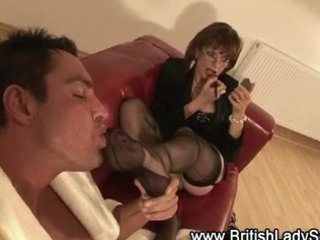 older doxy indulges fetish