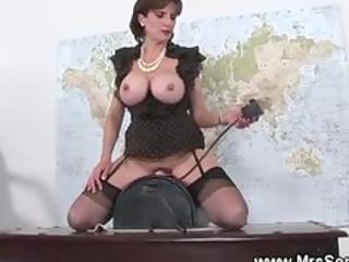 british mother i loves fuck machine