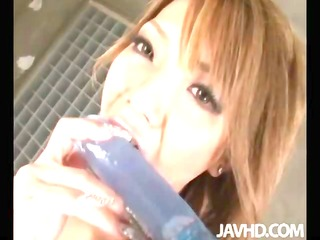 japanese av model sena is hired to be a