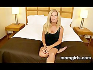 blonde milf t live without youthful knob
