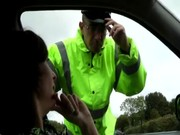 mature schoolgirl flirts out of ticket