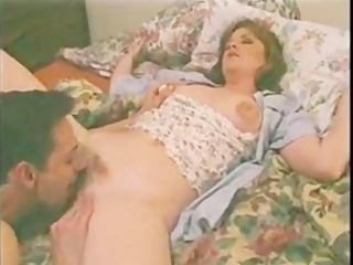 Milf fucks and sucks a young cock