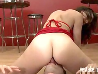 dana dearmond facesitting throated and analized