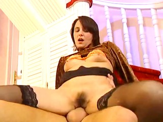 germa wife receives horny with her sons friend