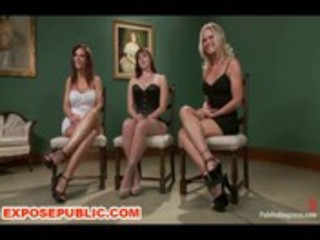 Cage mature public slaves group bdsm and