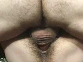 shaggy older ugly hottie copulates boy cumshot