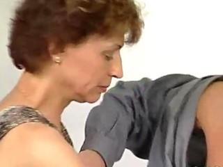 subrigid rod for mature german lady