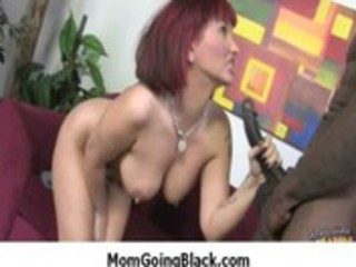 excited mother i rides darksome cock 9