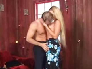 hot golden-haired milf acquires licked and