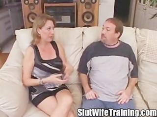 doxy wife anal intervention creampie