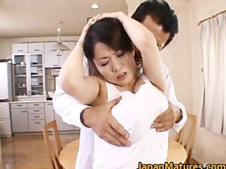 miki sato real oriental mum has fuckfest part9