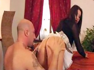 Hot euro babe ellegantly assfucked