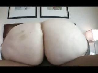 white mature butt by culosami