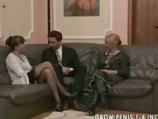 granny and milf in nylons fuck part10
