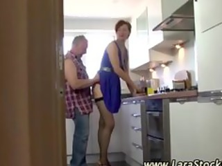 watch nylons european housewife