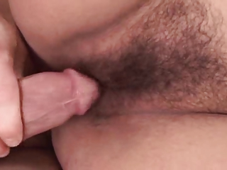 hairy milfs get fucked right into an asshole 9