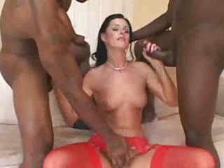 11 darksome weenies pound hot wife