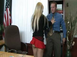 older blond madison acquires screwed hard by jack