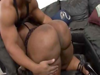 big beautiful woman darksome very large ass butt