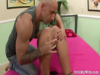 naughty wife does a stranger and she is t live