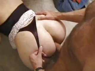 Big ass mommy fucked by hubbys friends