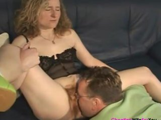 very curly older wife 5
