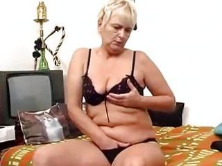 someones granny gets filmed