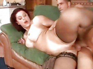 older redhead acquires filled