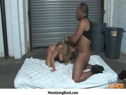 white milf rides black pounder 910