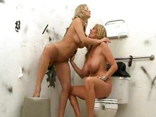toilet big titty milf sluts in heat do gloryhole