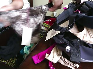 buddies wifes panty drawer - 91 year old blonde -