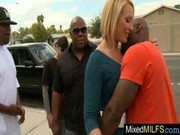 Nasty milf get fucked hard by black dick movie-28