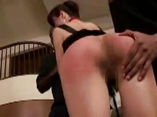 older sexy oriental chick entertains 2 blk chaps