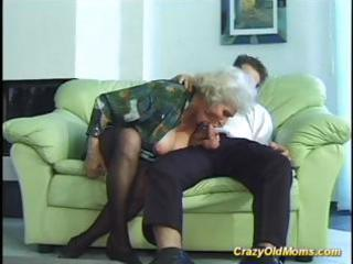 eager old mom receives fucked hard
