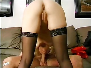 hot aged golden-haired stripper great fuck