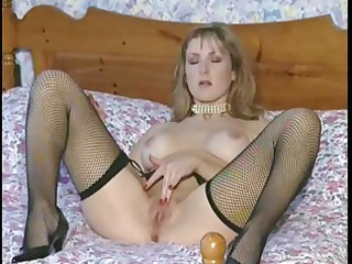 mandy is a juvenile british housewife who loves