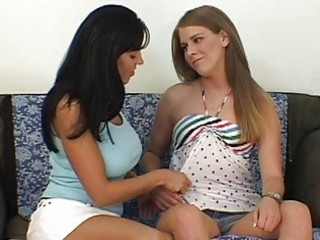 lesbo lalin girl milf and hitchhiker undressing