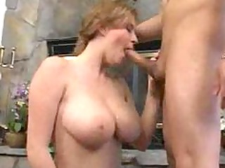 priceless breasty mother i copulates guy