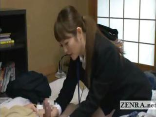 japan d like to fuck sextoy saleswoman gives old