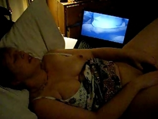 wife with large black marital-device up her 5