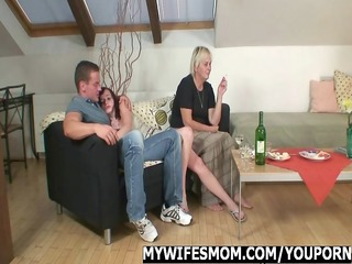 mother in law seduces her daughters husband