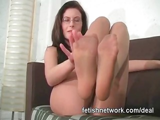 hose foot fetish