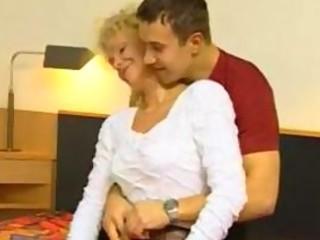 german mama copulates on camera